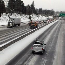 The plows ply Interstate 5/Minnesota Freeway.