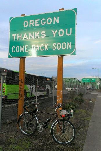 Oregon Thanks You.