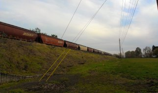 A BNSF freight.