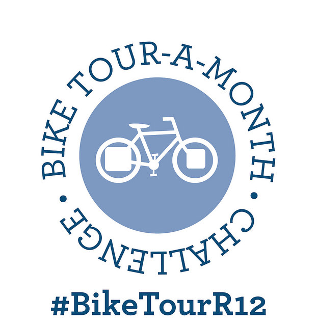 Bike Tour A Month Challenge