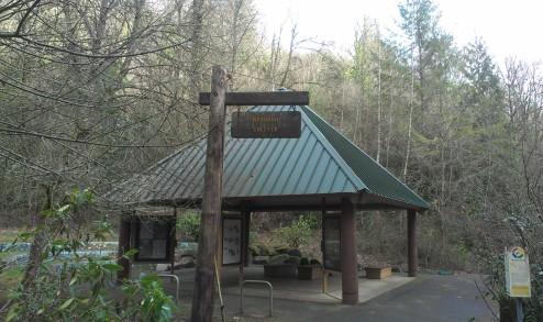 Marquam Shelter.