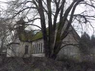 Abandoned church.