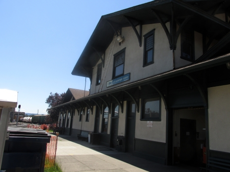 Vancouver depot