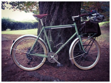 Oliver's Elephant National Forest Explorer. You know you want one, right?