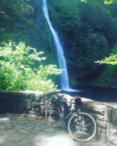 the-breeze-and-shade-at-horsetail-falls-is-great-on-a-day-like-today-nationalbiketravelweekend-threespeedcampingweekend-columbiagorge_27460183995_o