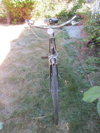Robin Hood men's three speed, 23 inch frame, needs lotsa work