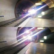 a-max-light-rail-blue-line-train-zooms-through-robertson-tunnel-and-into-washington-park-station-maxlightrail-robertsontunnel-urbanrail_30453297222_o